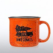 Holiday Campfire Mug -  2016: Year of Awesome