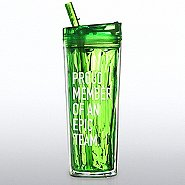 Vibrant Prism Tumbler - Proud Member of an Epic Team