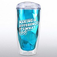 Luminary Tumbler - Making A Difference: It's What I Do