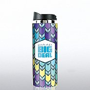 Vibrant Stainless Steel Travel Mug -You're Kind of a Big...