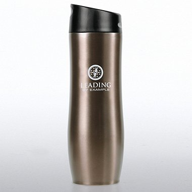 Vacuum-Sealed Travel Mug - Leading by Example