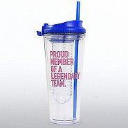H2O Fruit Infuser Tumbler - Proud Member Of A Legendary Team