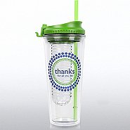 H2O Fruit Infuser Tumbler -  Thanks for All You Do!