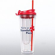 H2O Fruit Infuser Tumbler - You're an Essential Piece