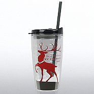 Holiday Tritan Tumbler - Reindeer: We Appreciate You