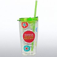 Holiday Tritan Tumbler: Thanks for Making Our Season Bright