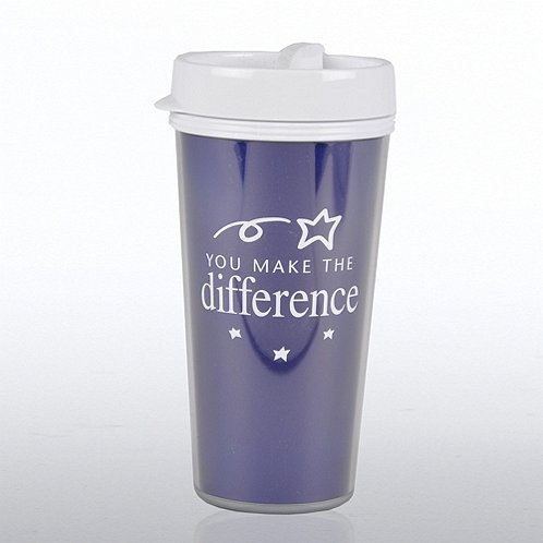 You Make the Difference Travel Mug