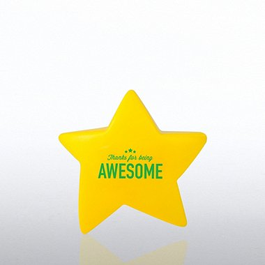 Squeezable Praise - Thanks for Being Awesome