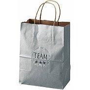 Kraft Paper Gift Bag - TEAM