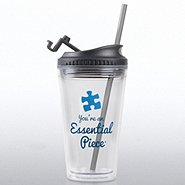Quick Sip Tumbler - Essential Piece Blue