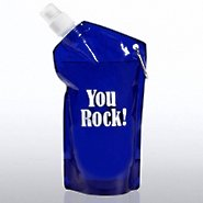 H20-to-Go Water Bottle - Positive Praise - You Rock!