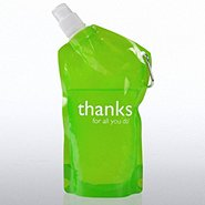 H20-to-Go Water Bottle - Thanks for All You Do!