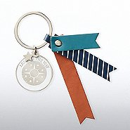 Lovely Leatherette Key Chain - Leading The Way