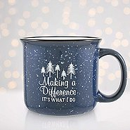 Best-Selling Campfire Mug-Making A Difference It's What I Do