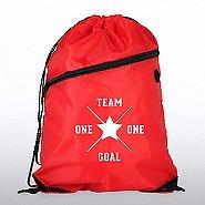 Slingpack Bag  -   One Team One Goal