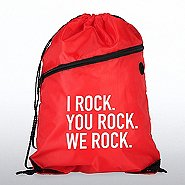 Slingpack Bag  -  I Rock, You Rock, We Rock