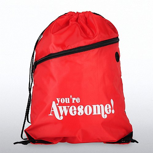 You're Awesome! Positive Praise Slingpack Bag