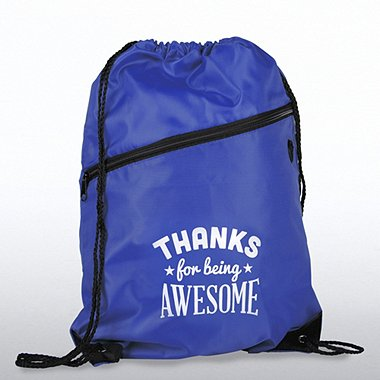 Slingpack Bag  - Thanks for Being Awesome!