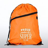 Slingpack Bag  - Proud Member of a Super Team