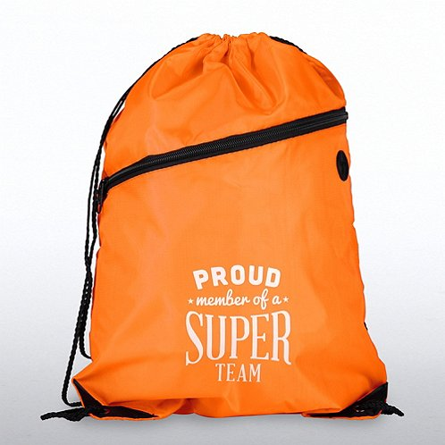 Proud Member of a Super Team Slingpack Bag