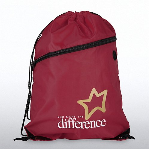 You Make the Difference Slingpack Bag