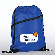 Slingpack Bag - You Rock Quote Bubble