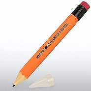 Big Deal Pencil - My Boss Thinks I'm Kind of a Big Deal