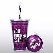 Holiday Glitter Gift Set: You Rocked 2015