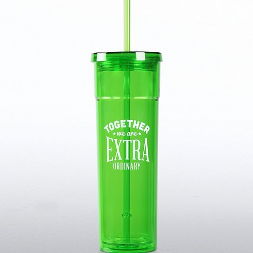 Together We are Extra Ordinary Bright Tumbler