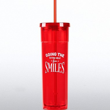 Bright Tumbler - Going the Extra Mile for Smiles