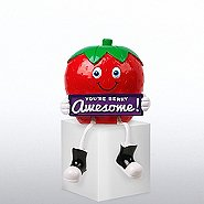 Shelfee - Strawberry:  You're Berry Awesome