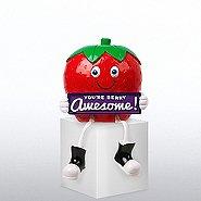 Shelfee - Strawberry:  You're Berry Awesome
