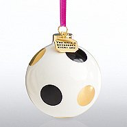 Holiday Cheer Ceramic Bulb - You Make the Difference