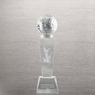 Crystal Sport Trophy - Golf Male