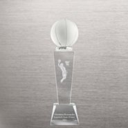 Crystal Sport Trophy - Basketball Female
