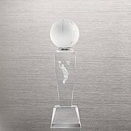Crystal Sport Trophy - Basketball Male