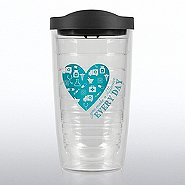 Orbit Double Wall Tumbler - You Make a Difference Everyday