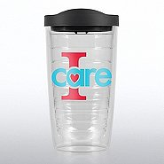 Orbit Double Wall Tumbler - Heart: I Care