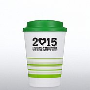 Striped Travel Mug - 2015 National Nurses Week
