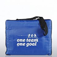 Stadium Seat & Blanket Set - One Team, One Goal