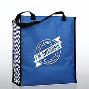 Heavy Duty Shopping Tote - I'm Awesome
