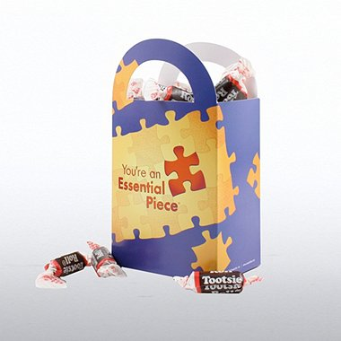 Fun Treat Gift Bag - Essential Piece