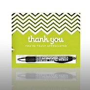 Pen with Card - Thank You You're Truly Appreciated