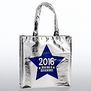 Metallic Tote Bag - 2016 Making a Difference