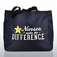 Tote Bag - Nurses Make the Difference