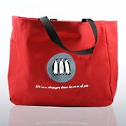 Tote Bag - Penguins: Stronger Team Because of You