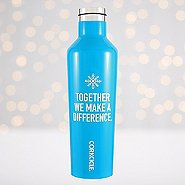 Holiday Corkcicle Canteen - Together We Make A Difference