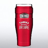 Thermos Stainless King Travel Mug - Thanks for Being Awesome