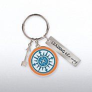 Simply Charming Key Chain - Leading the Way