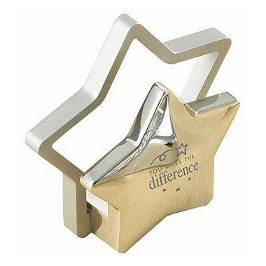 Business Card Holder - You Make the Difference